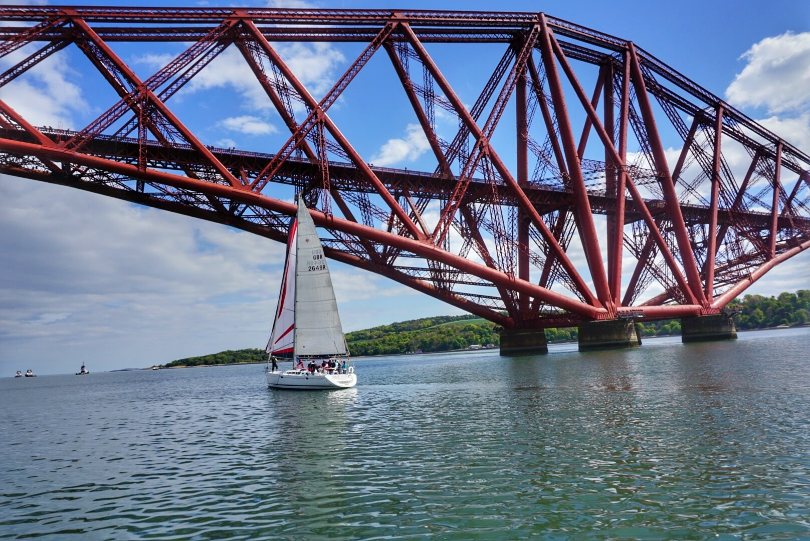 The Forth Bridge, UNESCO World Heritage Site