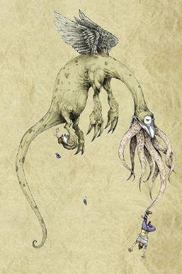 Snallygaster Illustration