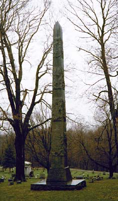 Cemetery Marker (Dead Ohio)