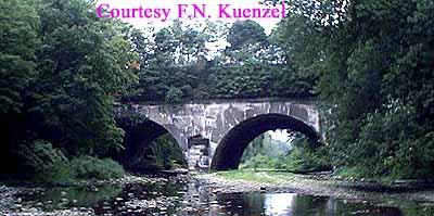 Bridge in present day (Dead Ohio)