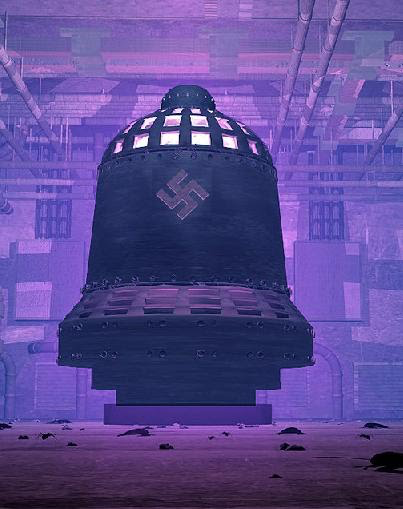 An Artist Rendering of the Nazi Bell