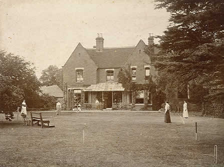 The Borley Rectory (Wikipedia)