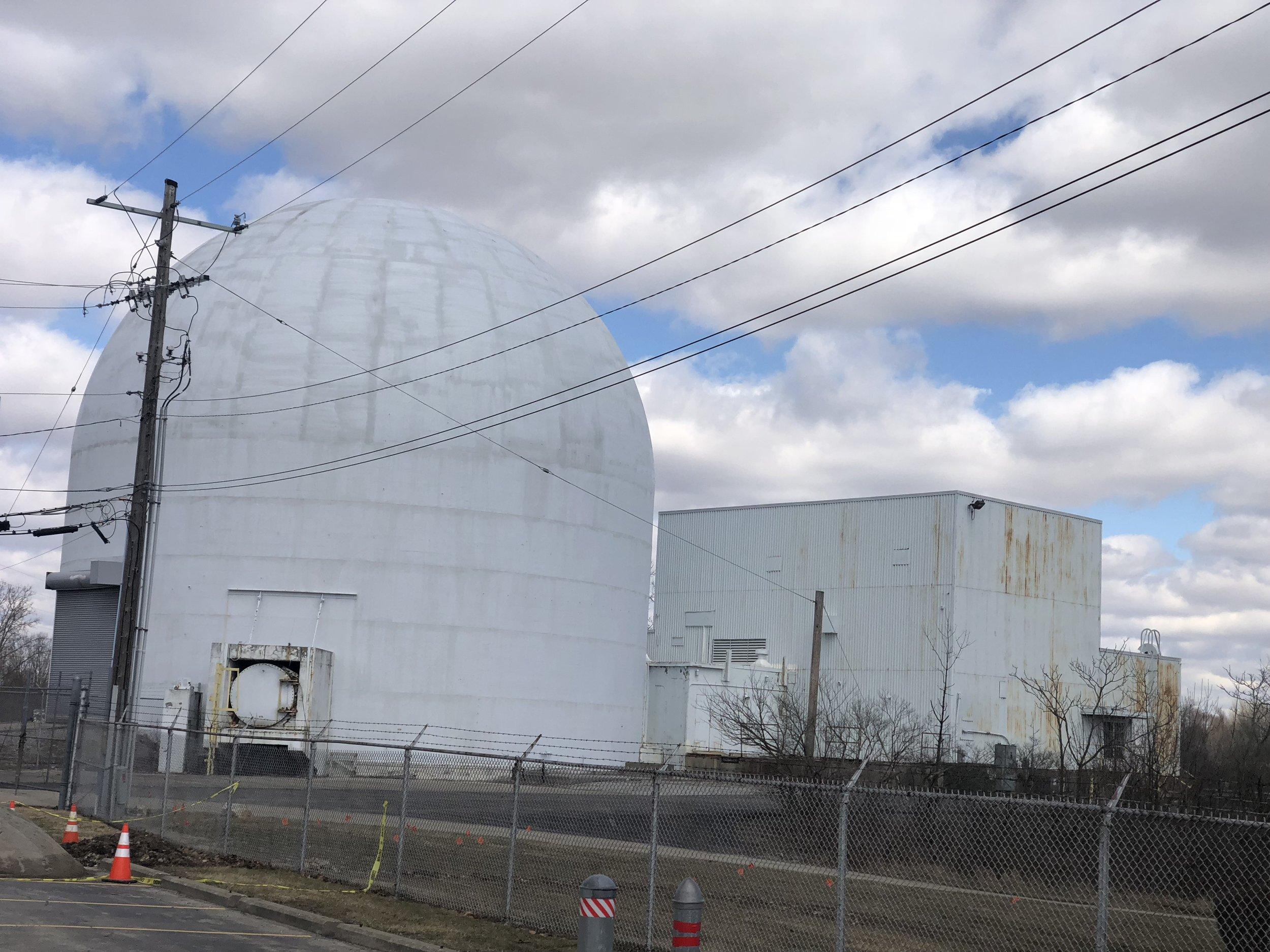 Piqua Nuclear Plant (STScast)