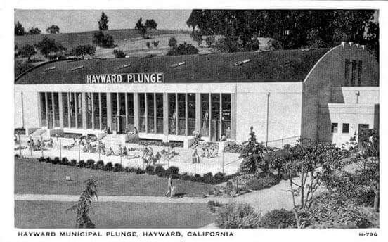Hayward Plunge (Pinterest)
