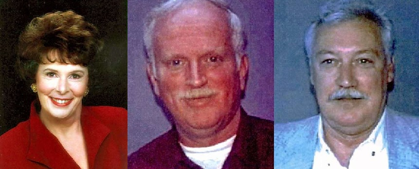 Jean Hillery, Thomas Quadros and William Shaline ( Bonnie's Blog of Crime )