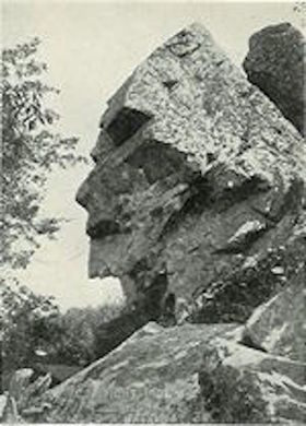 Profile Rock (Atlas Obscura)