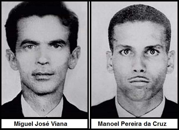 Miguel José Viana and Manoel Pereira da Cruz (Wikipedia)