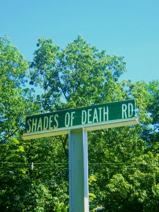 Shades of Death Rd (Wikipedia)