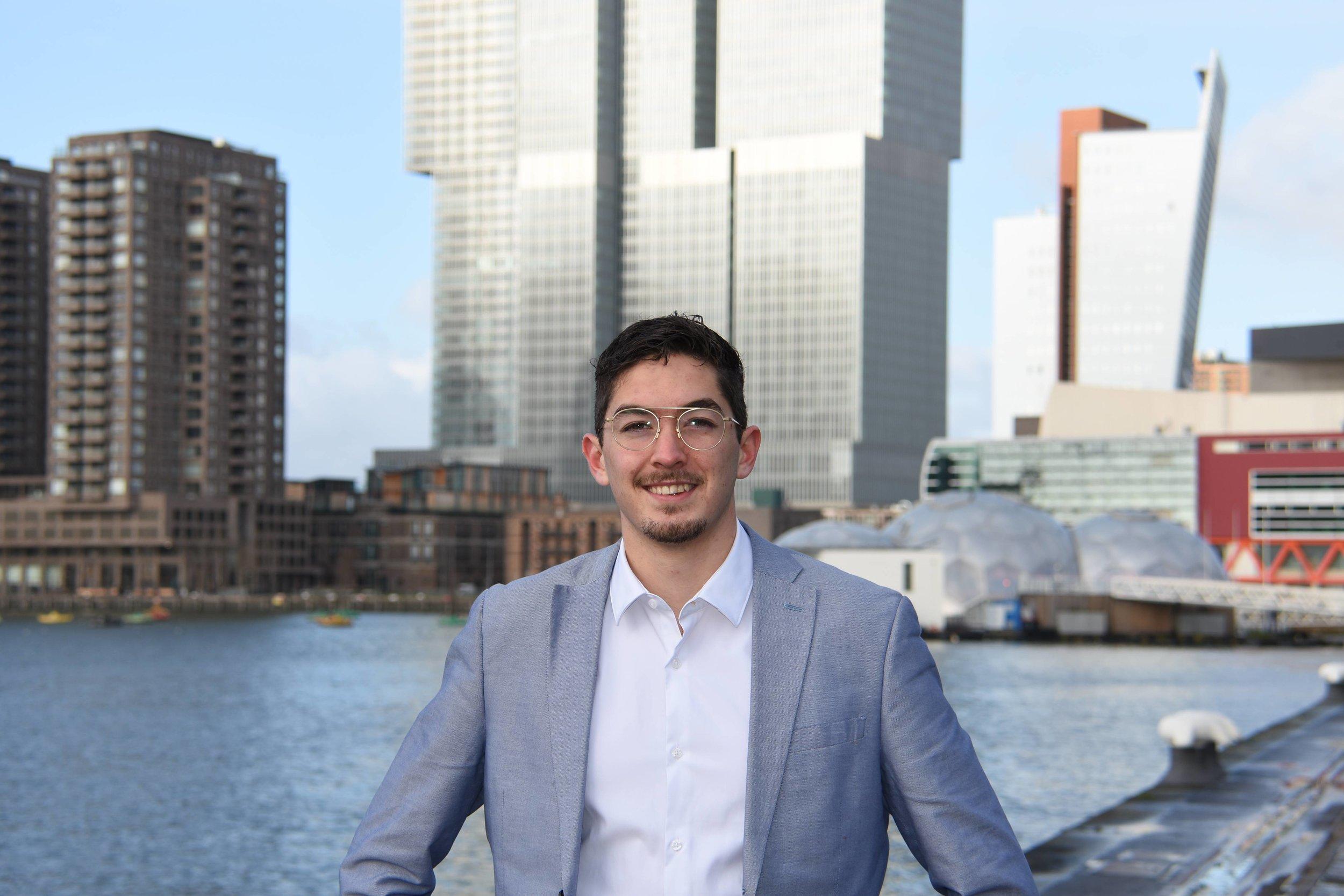 Sebastian Marmolejo - Financial manager September 2018 - January 2019CEO manager January 2019 - June 2019