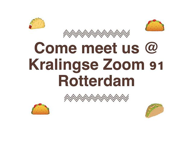 Want to buy our tortilla presses as soon as possible? Come to the Exhibition Day on the 17th of April at the Kralingse Zoom and treat yourself to some delicious tortillas! See you there! #madeinmorelia #mexicanfood #food #tortillas #tacos #healthyfood #indigenouspeople #mexico #tortillapress
