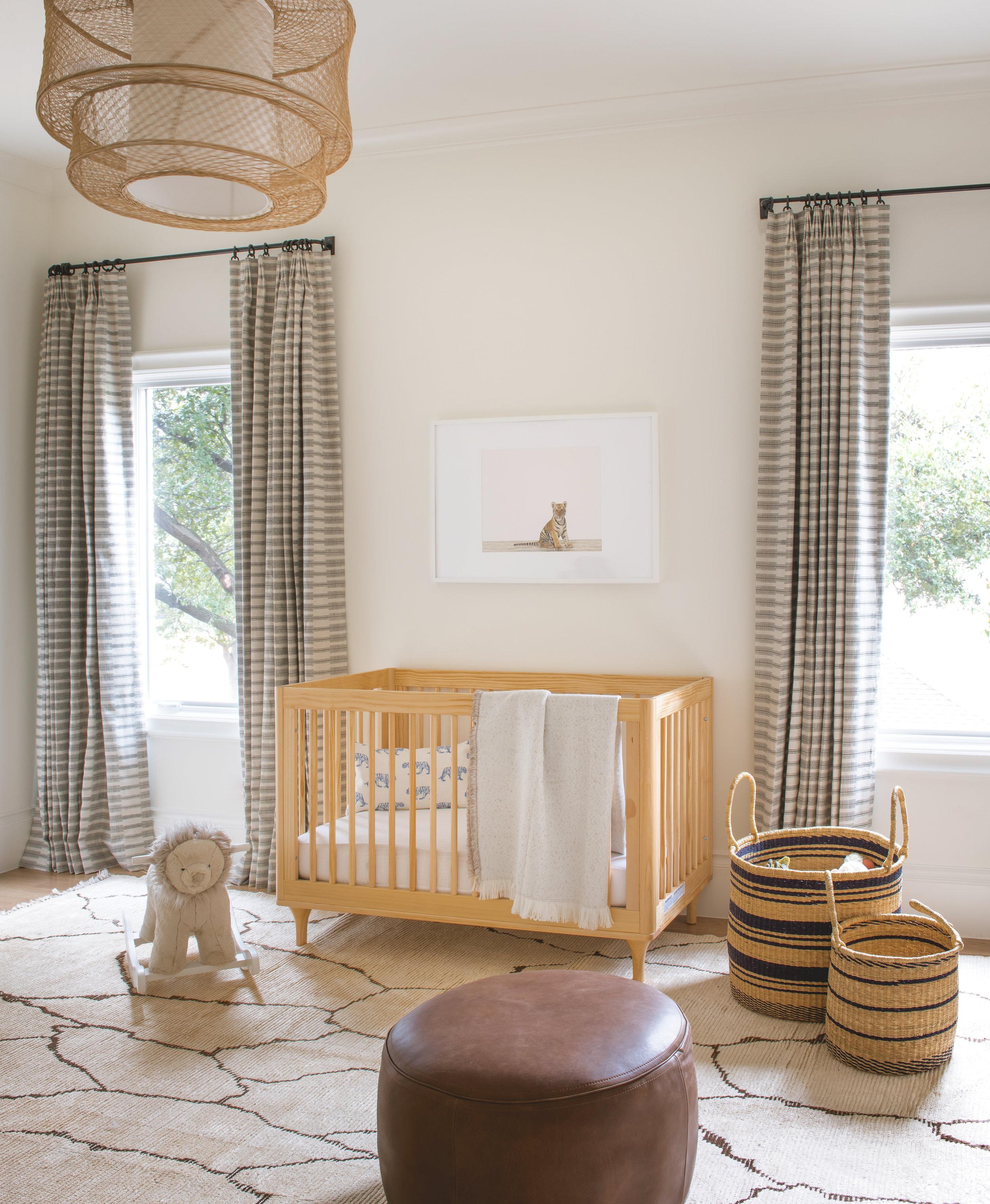 Dallas Nursery W Design Collective