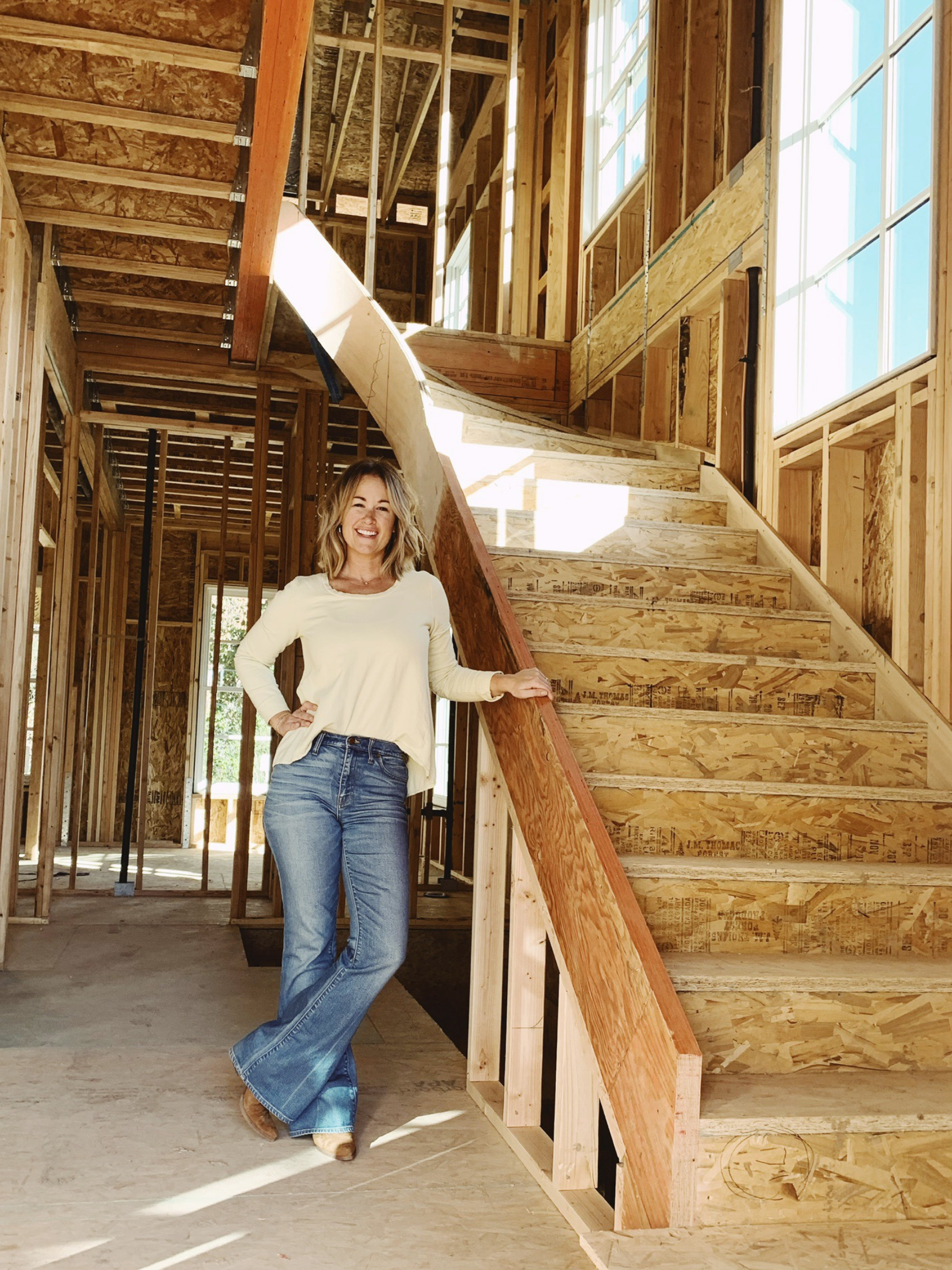 I'm getting real about the process of building a new home. →
