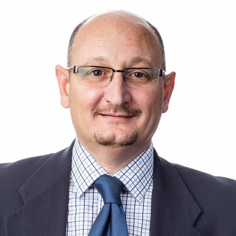 Robert Fosco - VP Corporate Sustainability, EDC