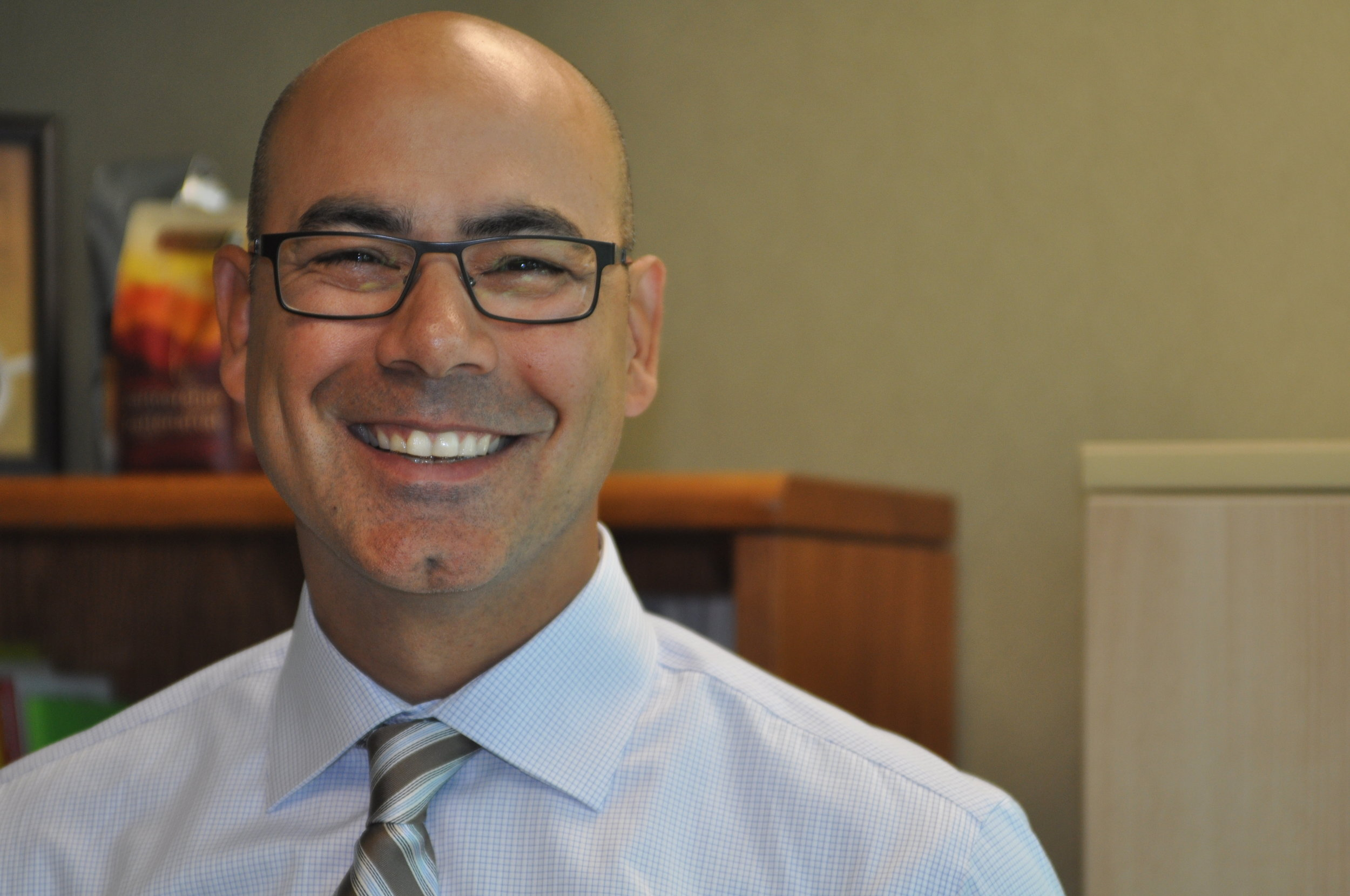Tim Faveri, VP Sustainability & Shared Value, Maple Leaf Foods