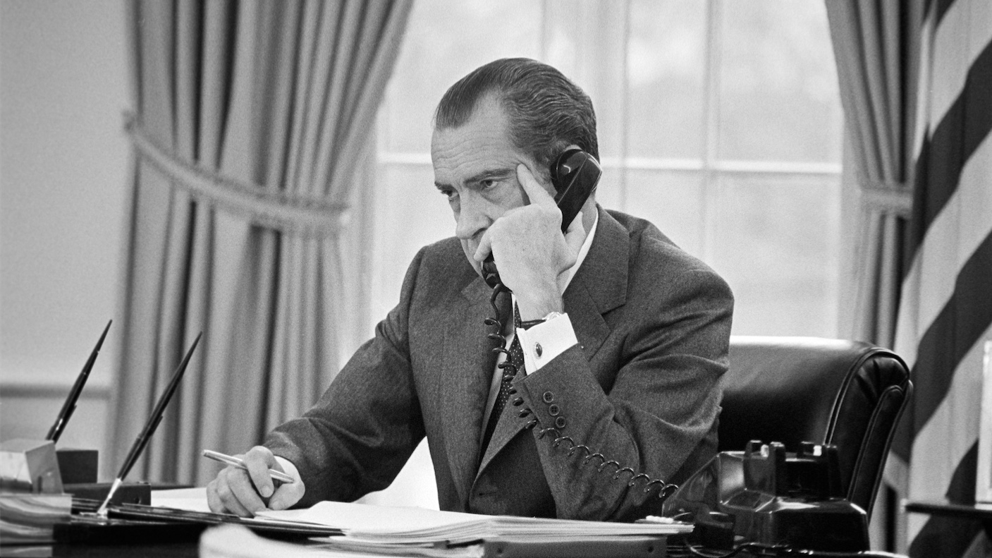 WATERGATE - Lead Editor, Assistant DirectorA six-part documentary series by Charles Ferguson for A&E and History Channel.2018 | 262 min