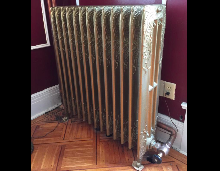 "- The house will be nice and ""toasty"" come winter. Wayne continued with the restoration of the house during sub-freezing temperatures all winter with no heat."