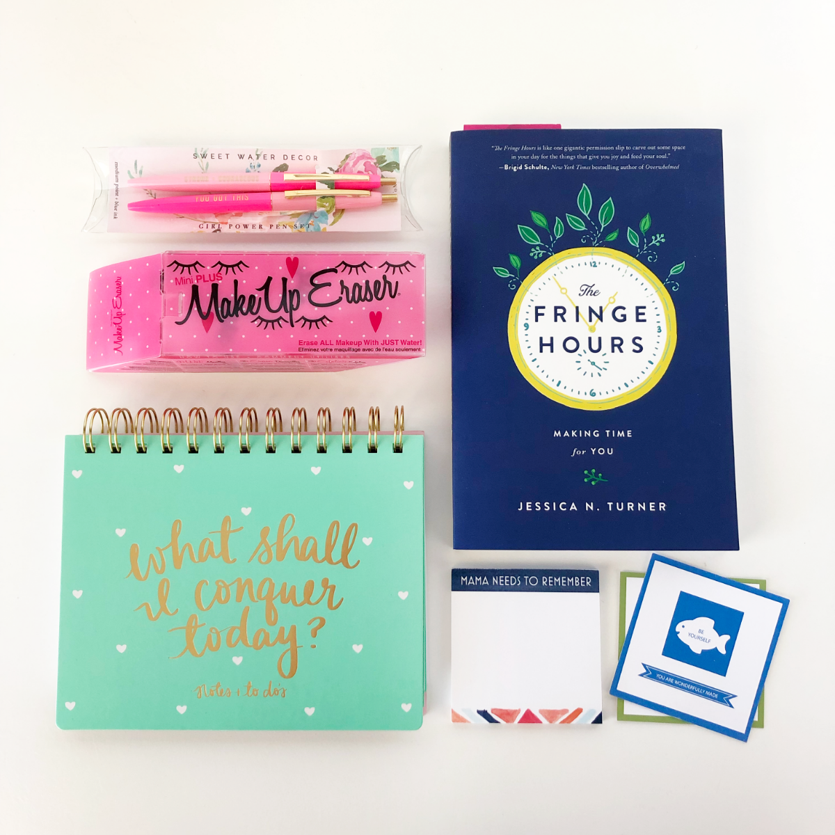 FOR - This subscription box just for mamas is the perfect gift for others, or just yourself. We are always hearing that we need to take care of ourselves in order to serve our families well - and here is a monthly opportunity to do just that!-Liz