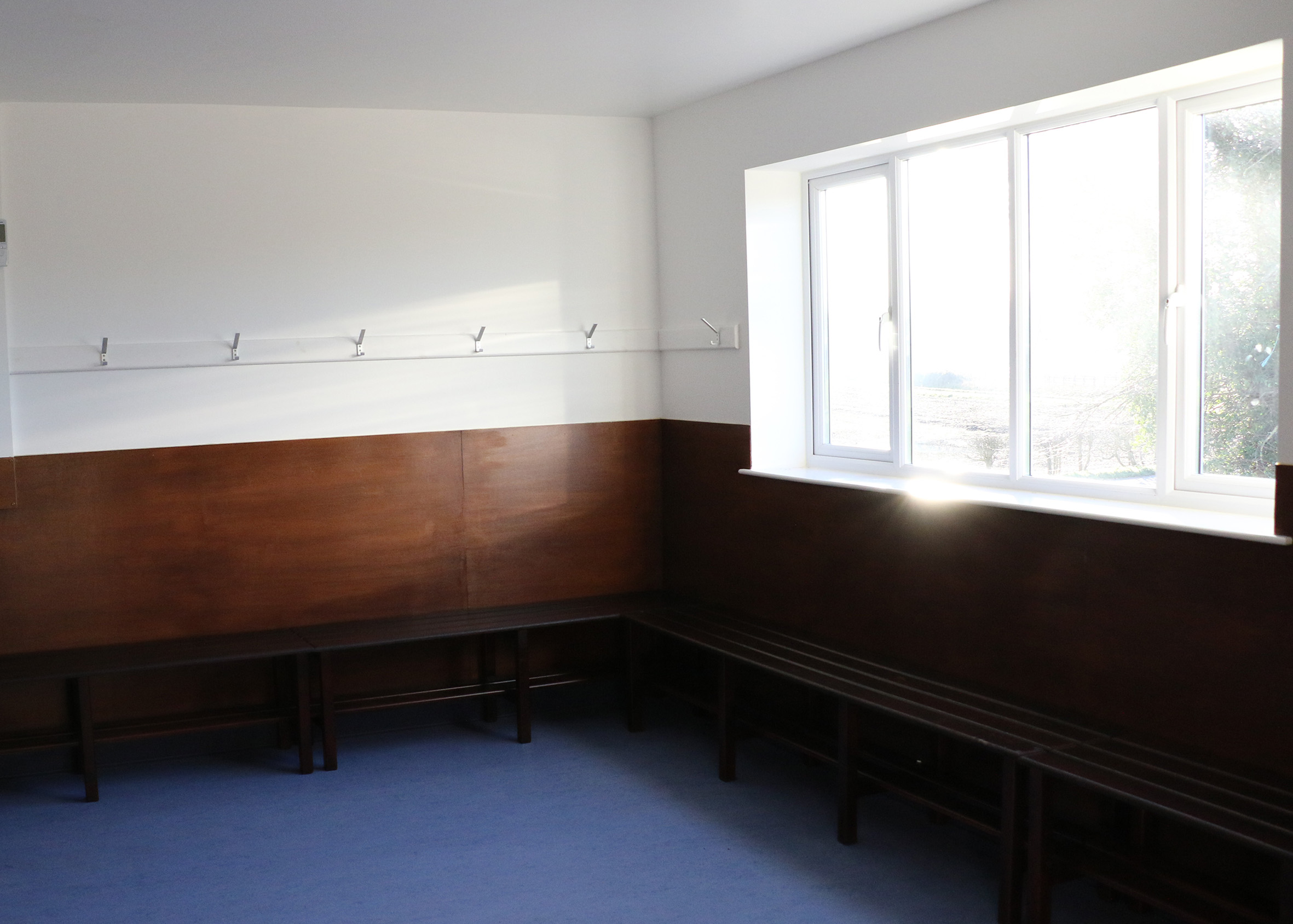 Junior Changing Rooms
