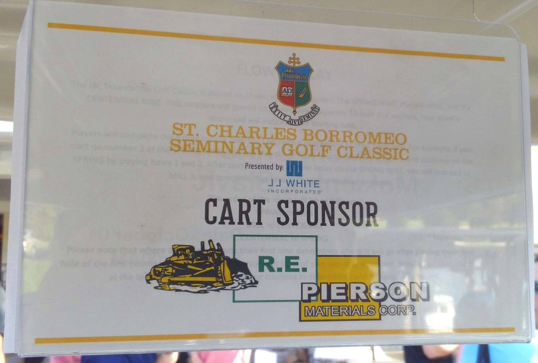 St. Charles Borromeo Seminary Golf Classic