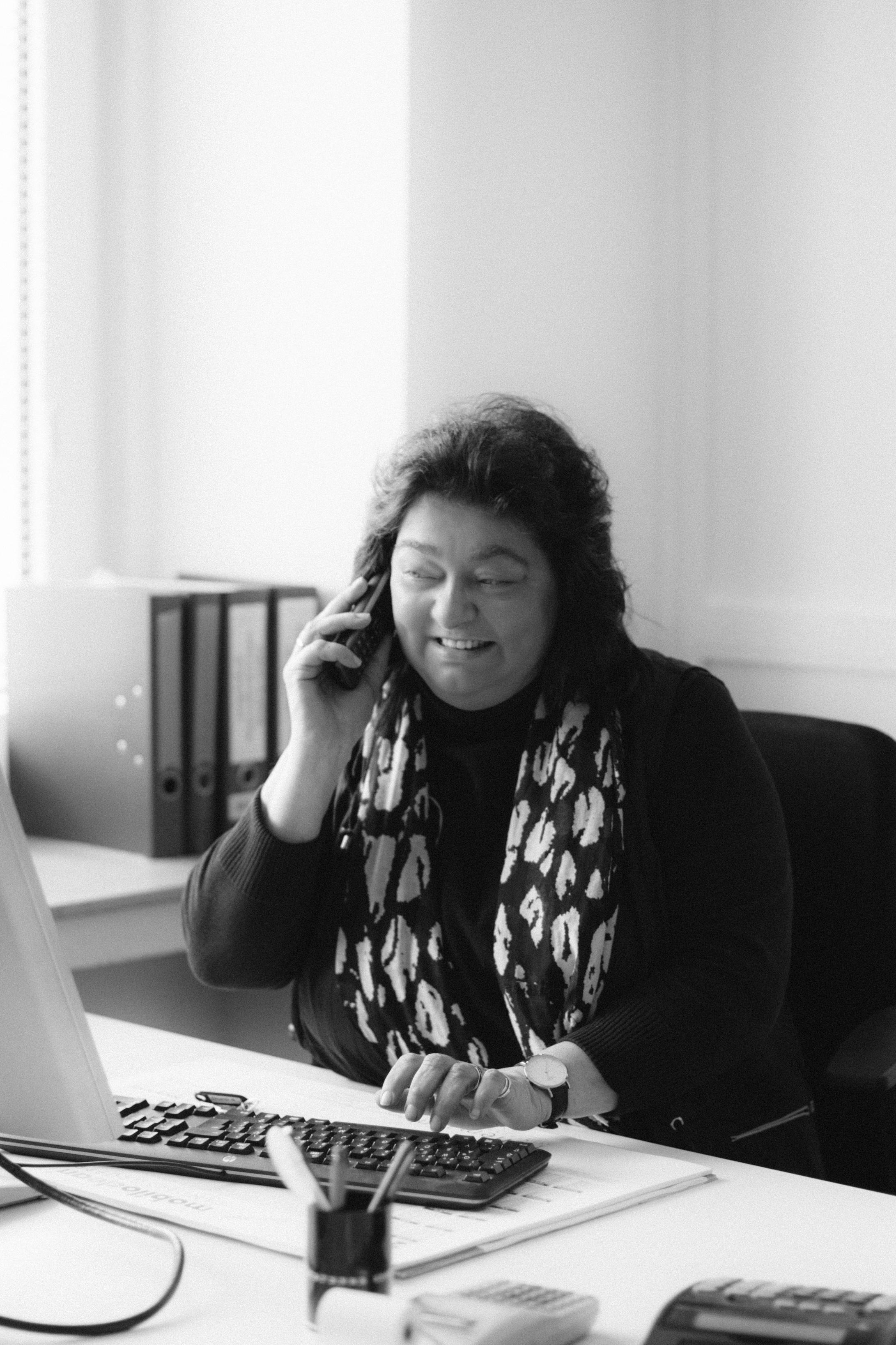 Manuela Henning - Kundenbetreuung und Vertrieb