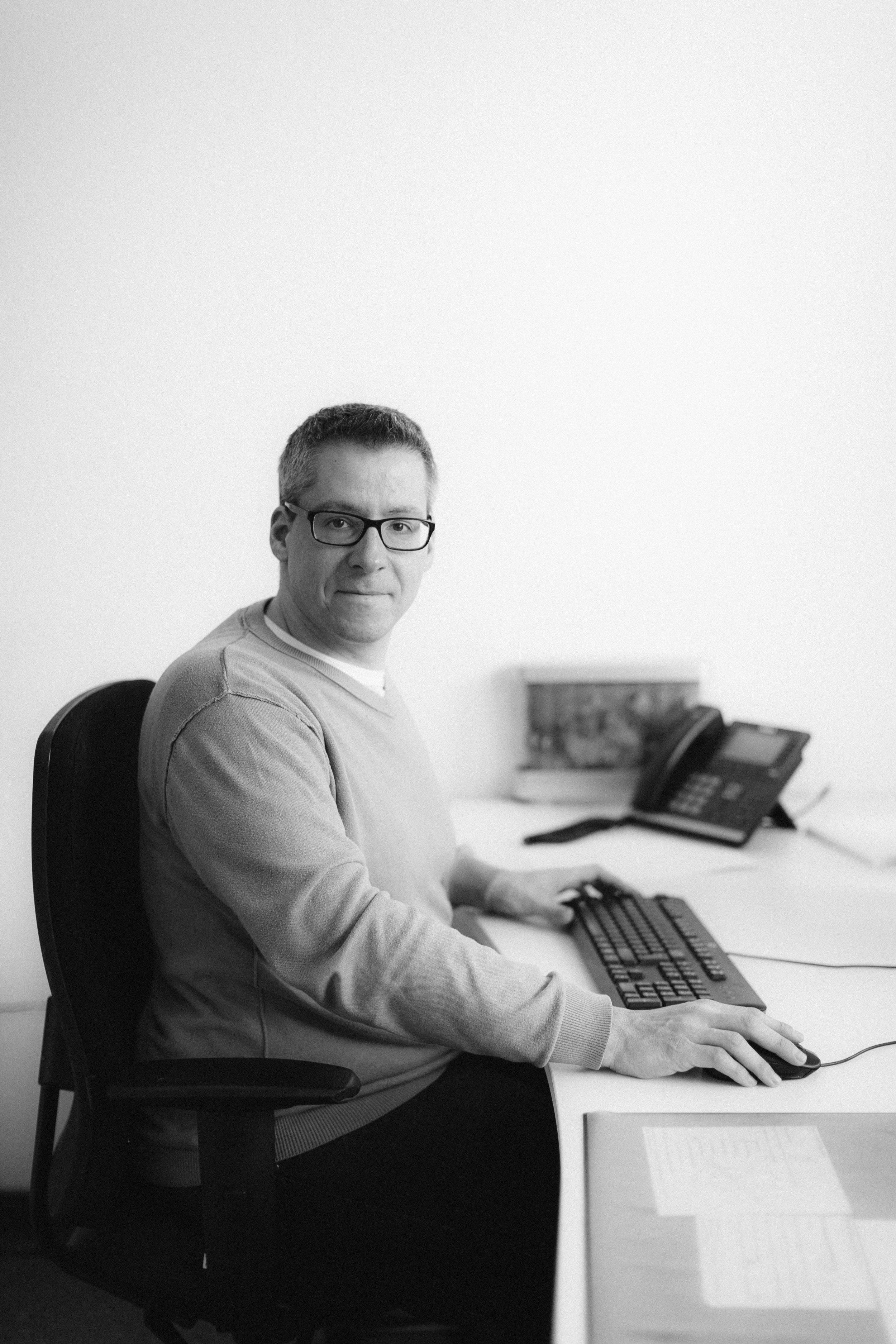 Markus Holtmannspötter - Personalabteilung