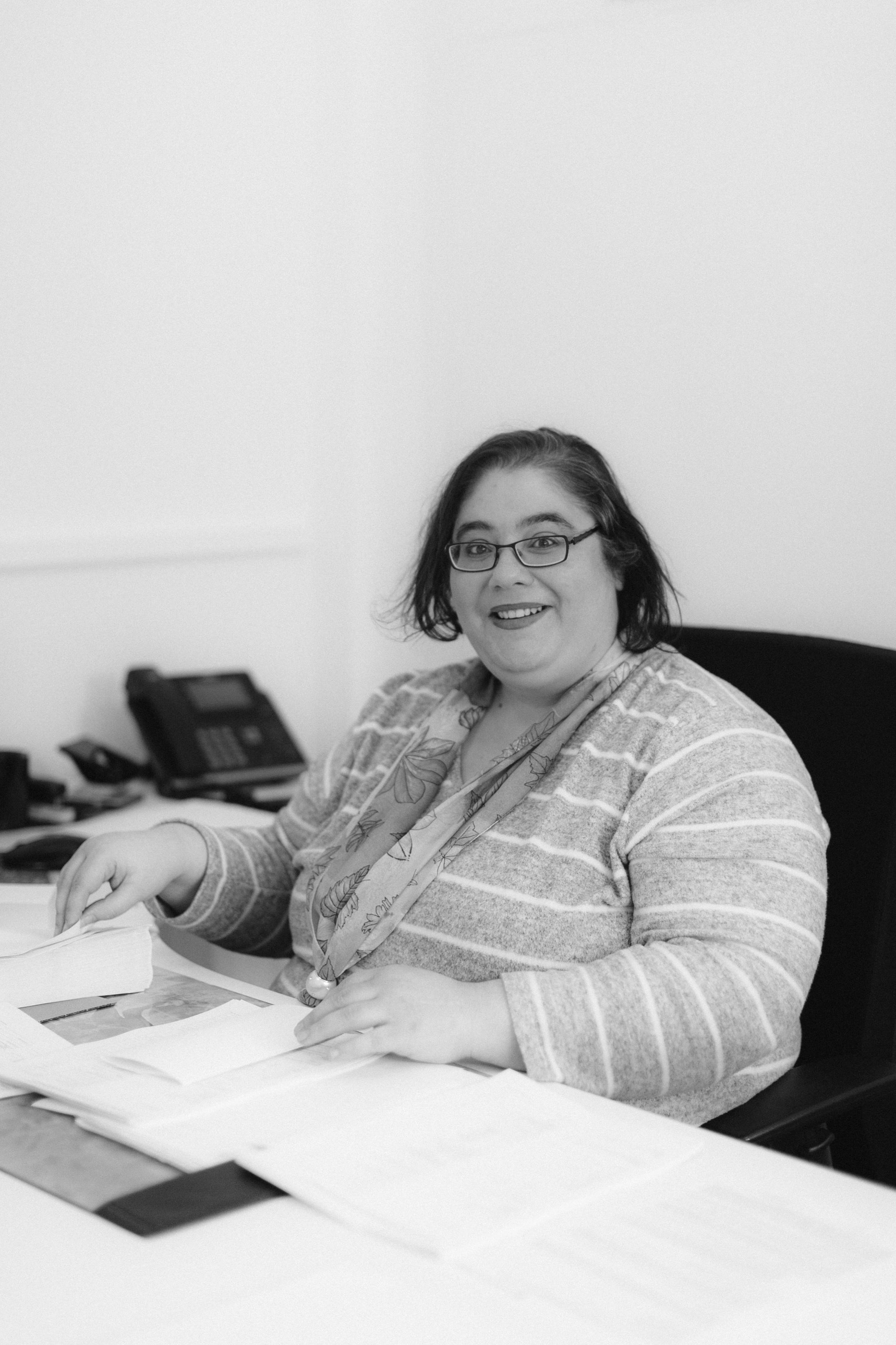 Carla Cerqueira - Personalbetreuung