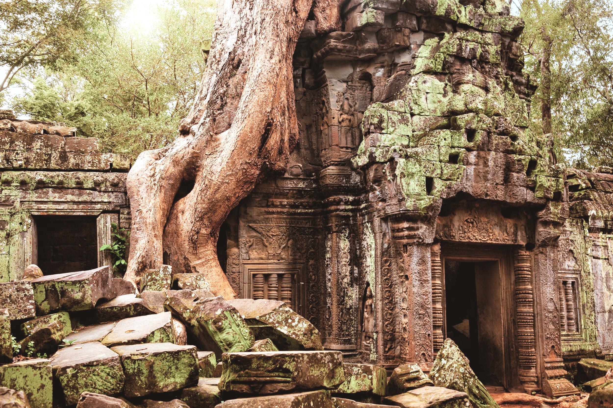 CAMBODIA - Crafts + Culinary + Culture