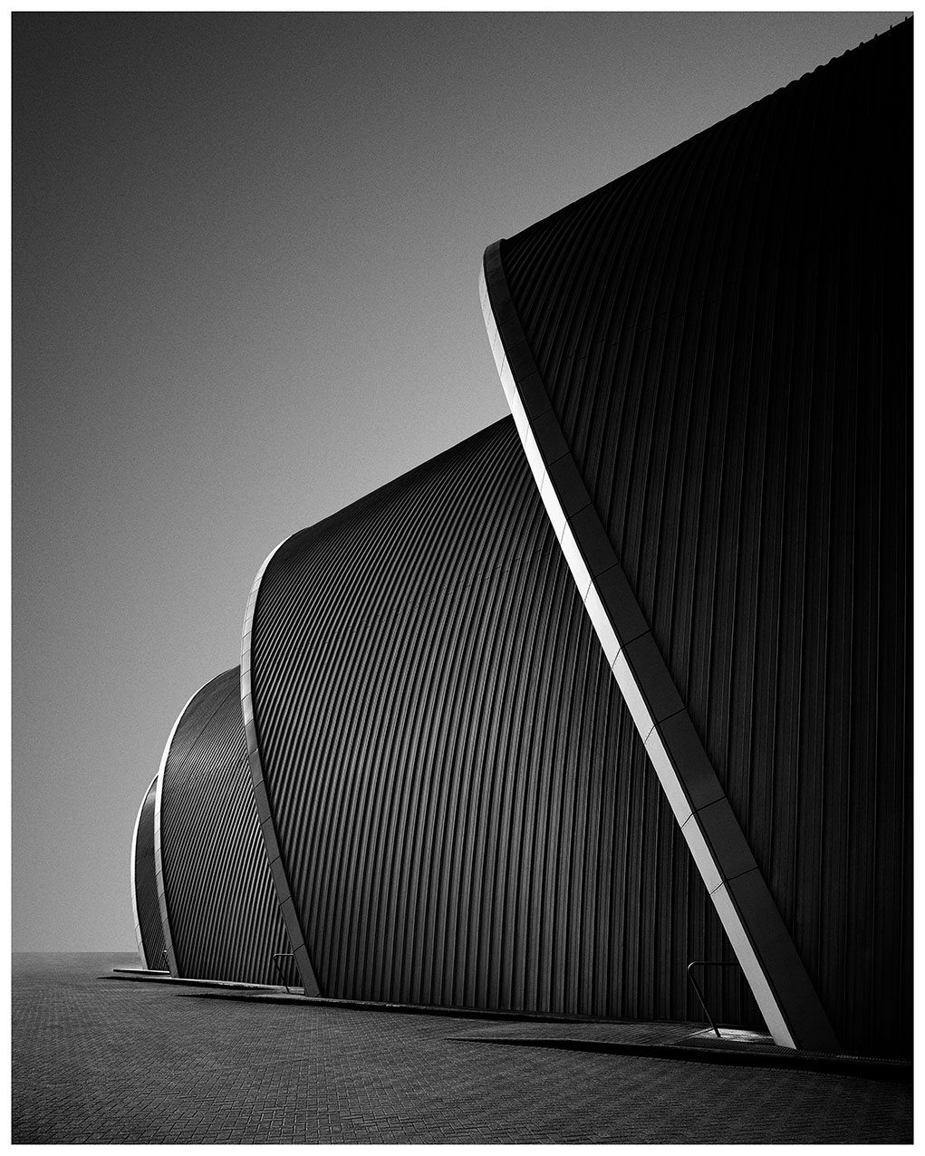 Scotland 2019 - New folio of images on modern architecture in Scotland.