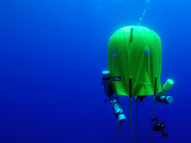 Buoyancy - Projects that take you under water can require the most rigorous solutions. We have been developing inflatable buoyancy for over forty years.