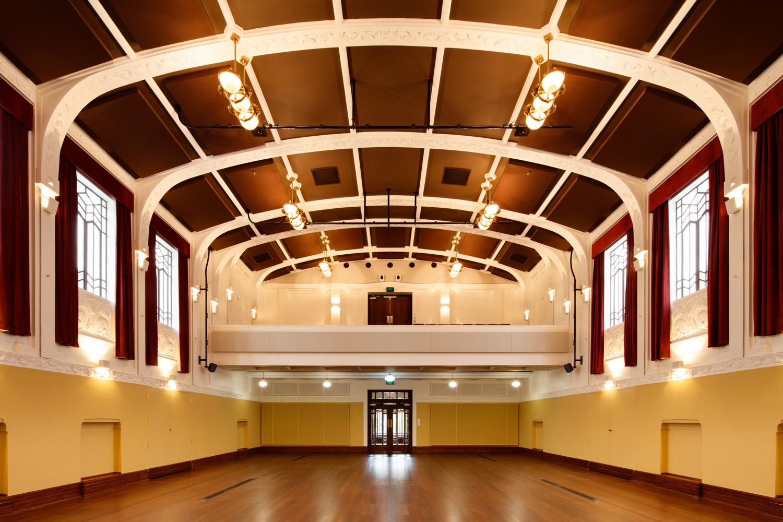 Sir Geoffrey Peren Auditorium