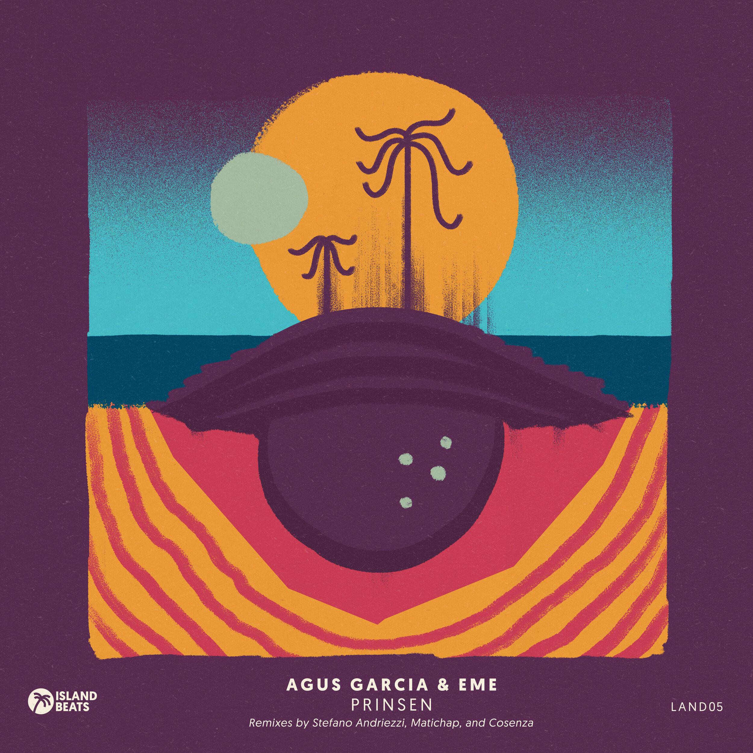 Agus Garcia & eme - Prisen - Remixes by Stefano Andriezzi, Matichap, Cosenza