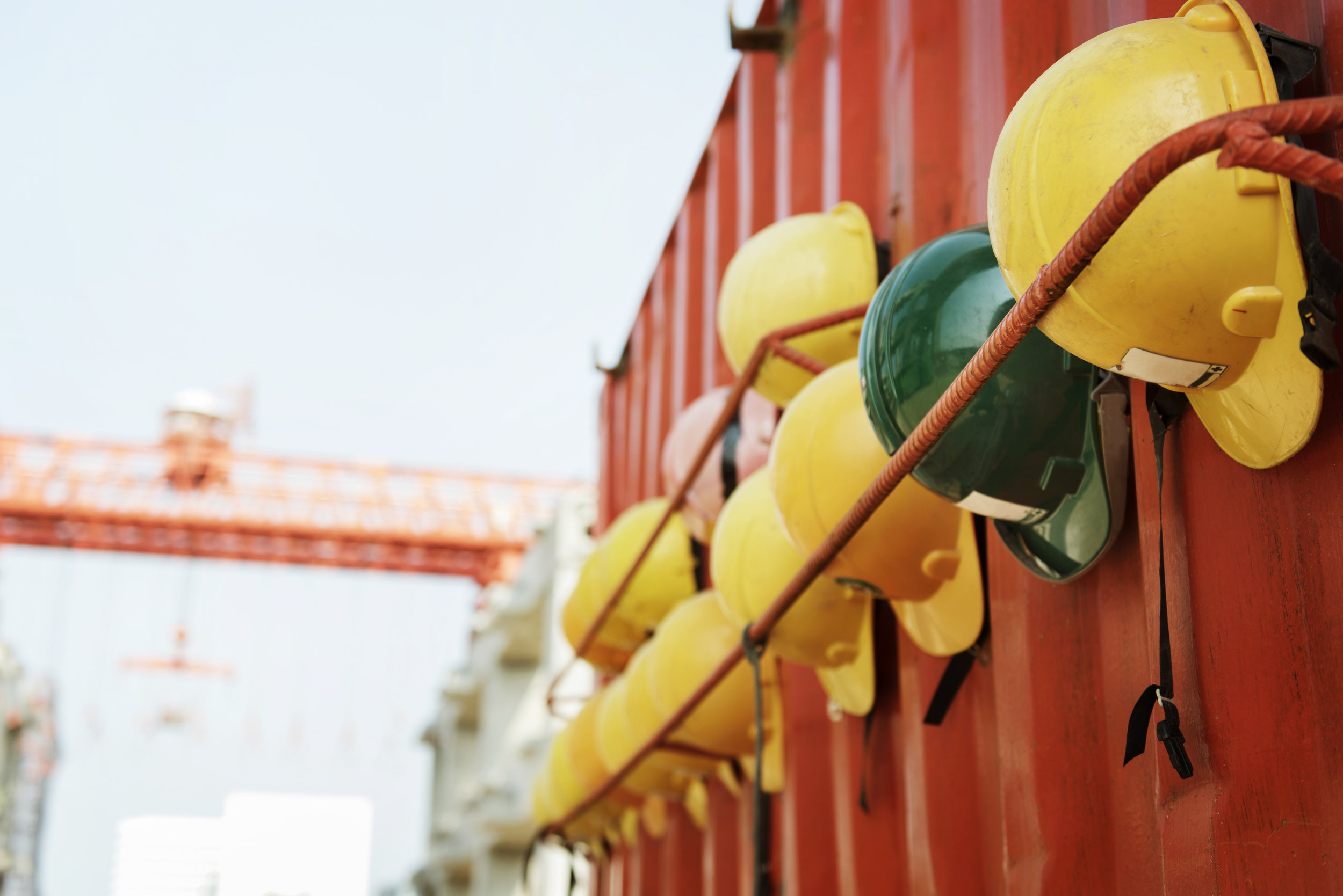 Safety - The only way to ensure projects are successfully completed in a reliable, professional way, is to pay particular heed to safety…