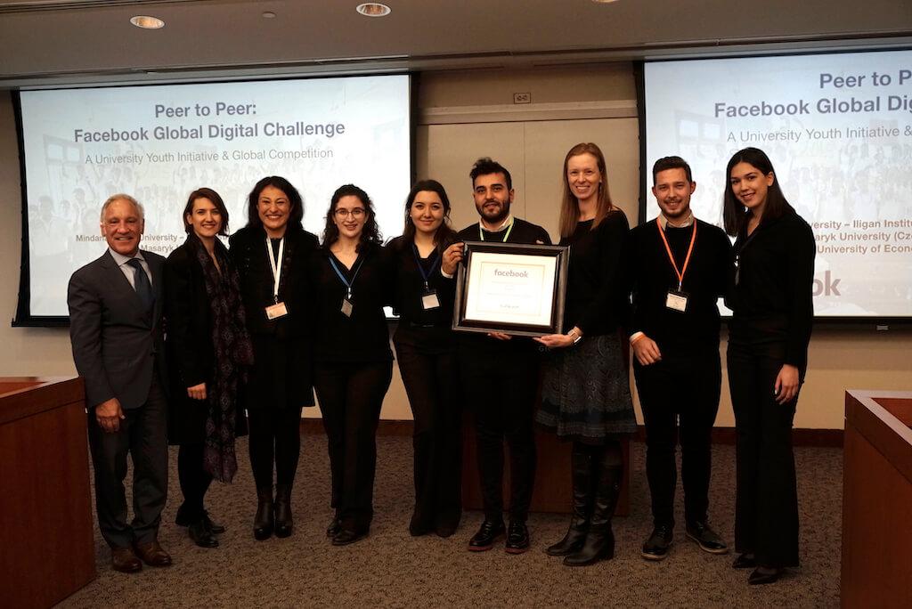 1st place – Izmir University of Economics