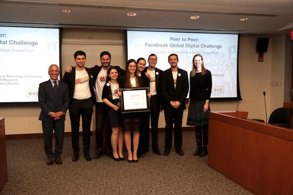 2nd place – Masaryk University