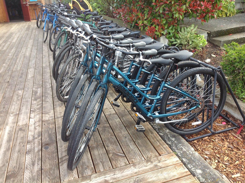Bicycle Rentals — Village Cycles