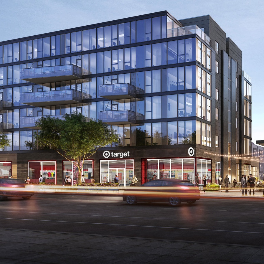 TARGET, SALON LOFTS TO FILL RETAIL SPACE AT WICKER PARK CONNECTION - CURBED, 1.14.2018
