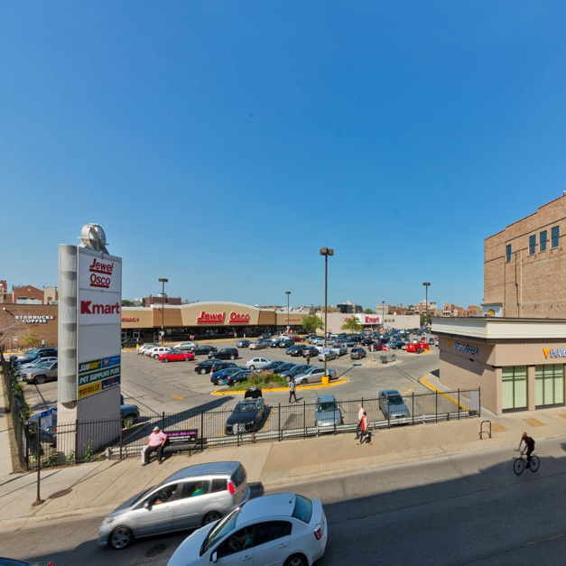 WICKER PARK COMMONS - 325,000 SQUARE FEETWICKER PARK 2015
