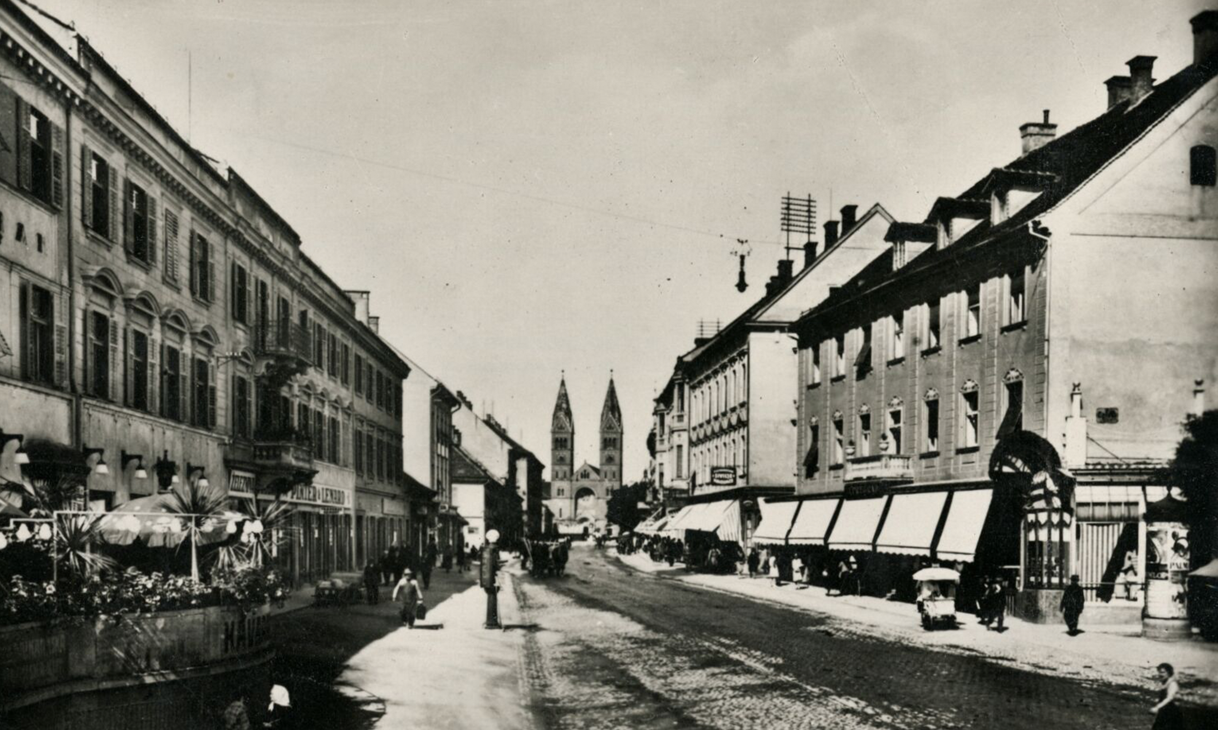 - Postcard of Maribor 1939