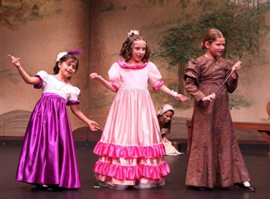 Spanish through the Story of Cinderella(Ages 7-11) $125 -