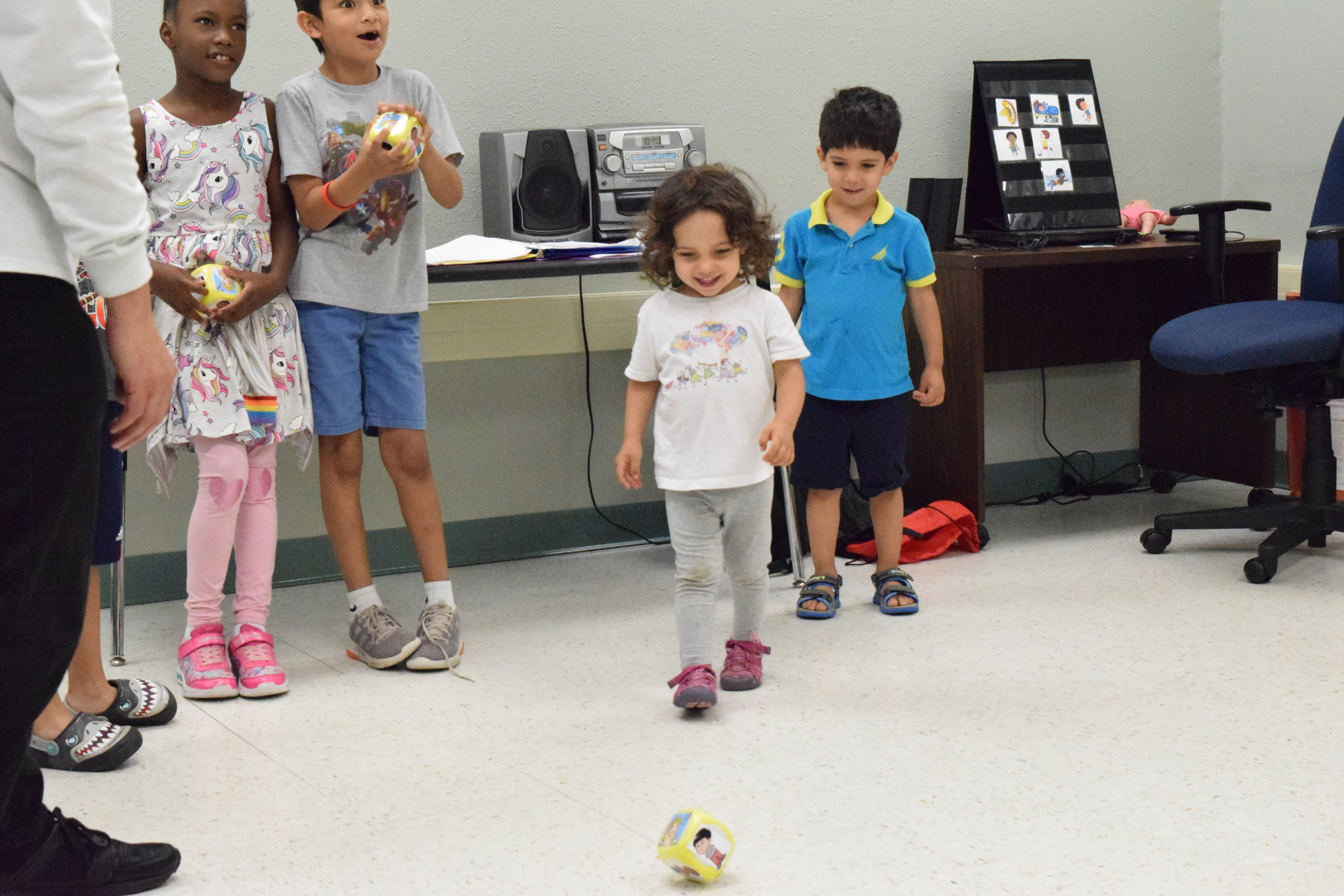 Spanish at Home, at the Zoo, & with Friends (Ages 4-6) - Brooks Lone Star Academy- 8 Sessions -$125