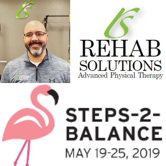 This guy is giving away two free balance assessments for the week of Step-2-Balance. If you know of anybody that struggles with balance head to our Facebook page, find this post and follow the instructions to qualify for the free balance assessment!!