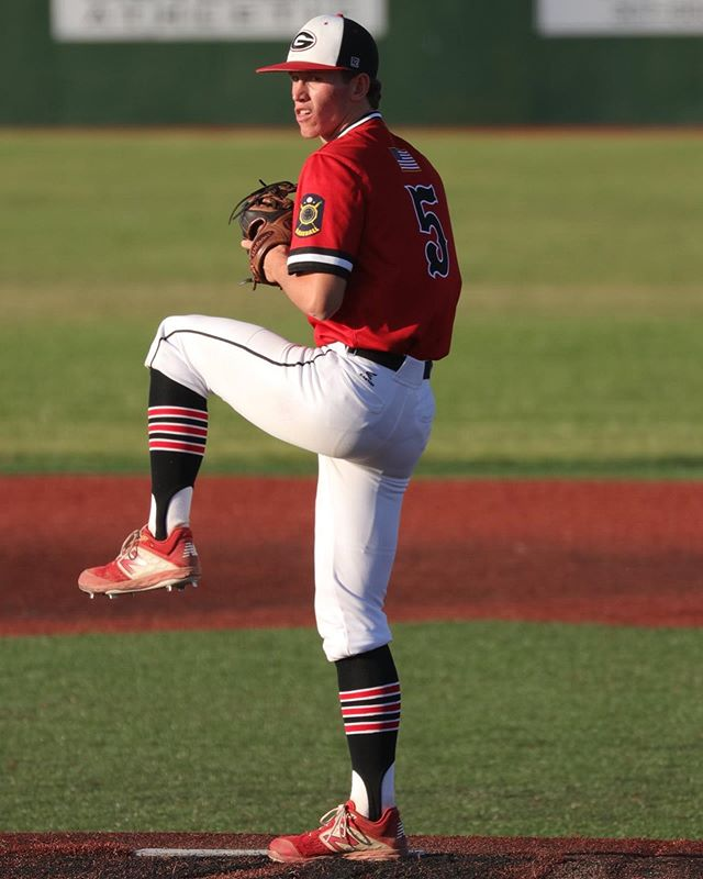 Congratulations Hayden Sylte on earning Pitcher Of The Year for the state of Wyoming!  Great kid.  We love seeing you succeed.  Everyone, give him a shout out! @hayden_sylte10 #baller #pitcher #baseballrecruiting #ksfordays😎👍🏼⚾️🔥💯💯💯