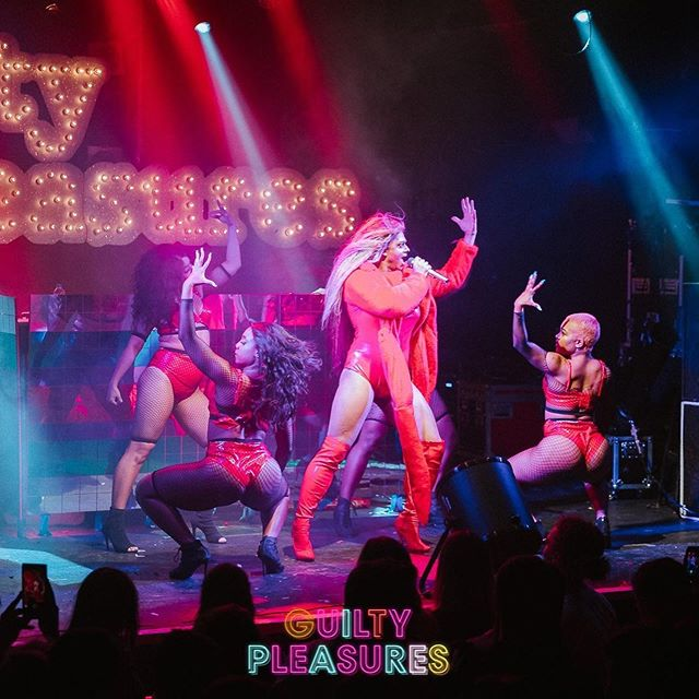 Come thruuuuu @guiltypleasuresuk Saturday was such a fun night, celebrating their 15th birthday @electricballroomcamden #BeyoncéExperience