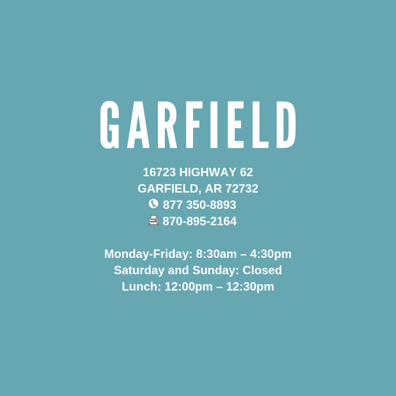 Garfield, AR Clinic