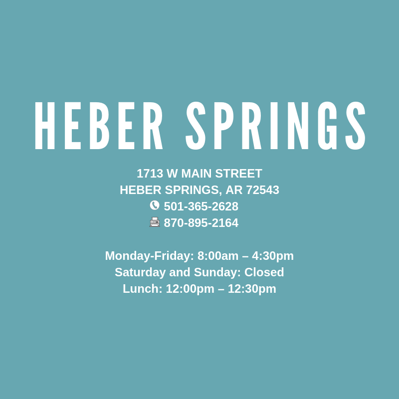 Heber Springs, AR Clinic