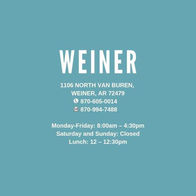 Weiner, AR Clinic
