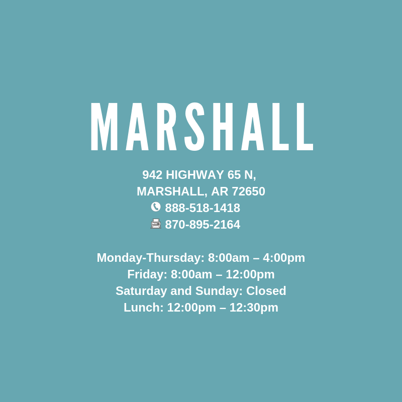 Marshall, AR Clinic