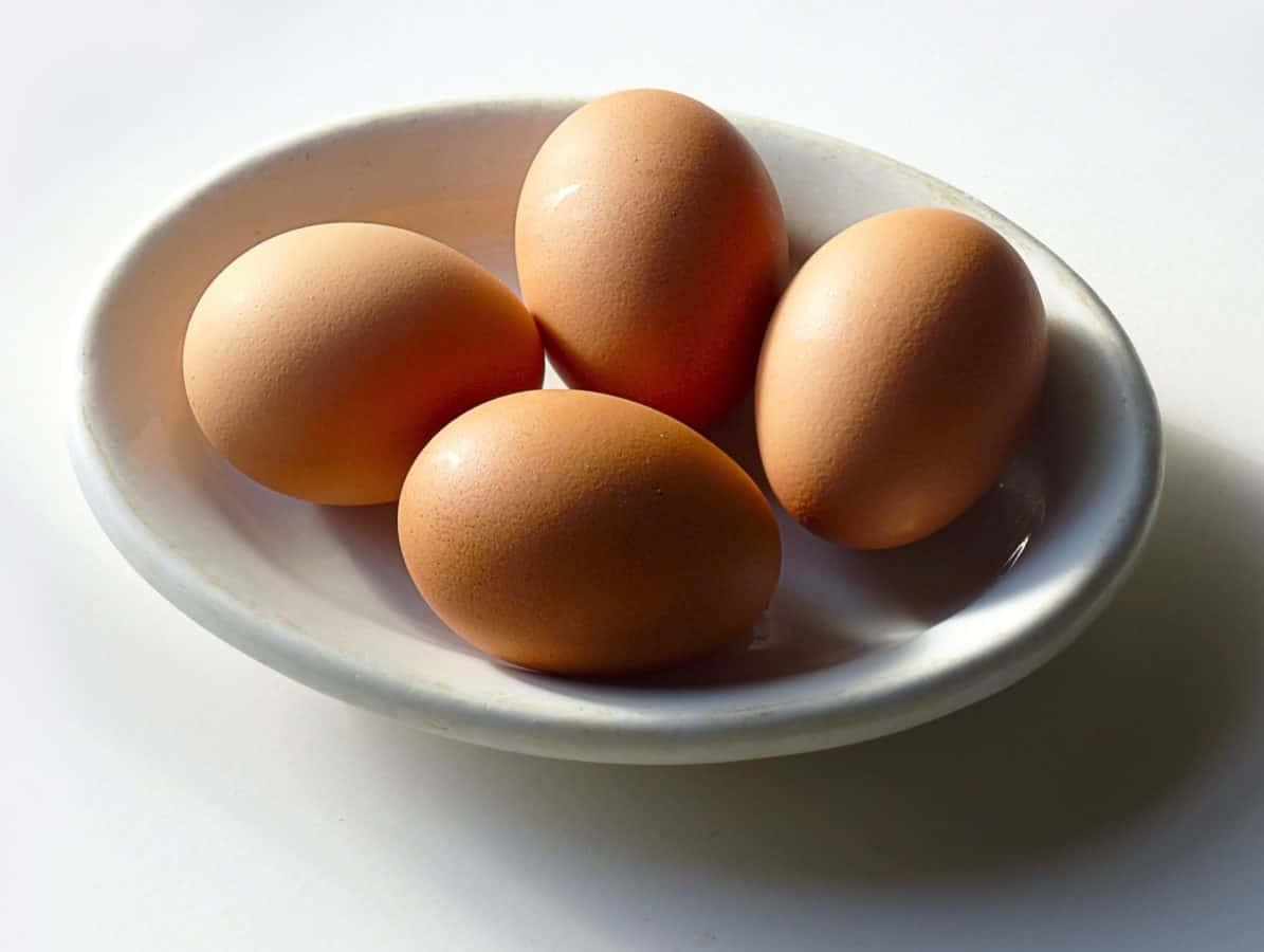 Eggs & Cholesterol Levels -