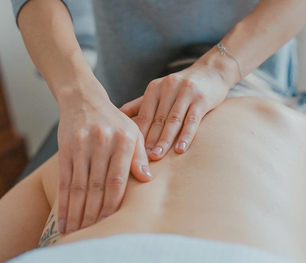 Massage Therapy Asheville - Jenna Tosi Massage Therapist