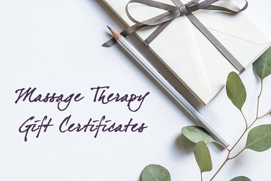 Asheville Massage Therapy - discounts and gift certificates